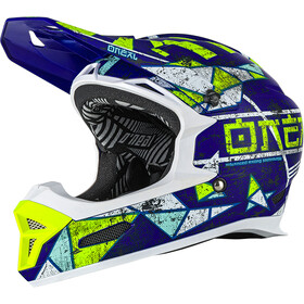 O'Neal Fury RL Casque, zen-blue